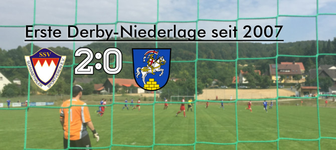 TSV verliert das Derby mit 0:2